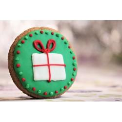 Pierniki świąteczne bombka...