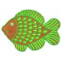 Piernik ryba zielona
