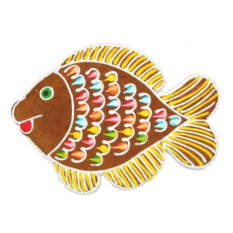 Piernik ryba kolorowa