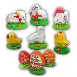 Pierniki Wielkanocne na podstawce