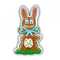 Pierniki świąteczne - Wielkanoc zajączek front