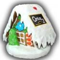 Domek z piernika pierniki z logo