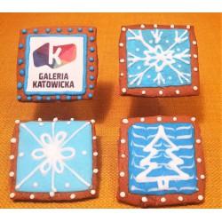 Pierniki reklamowe Galeria Centrum
