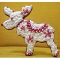 Pierniki świąteczne - renifer